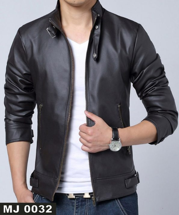 Leather Jacket Garut