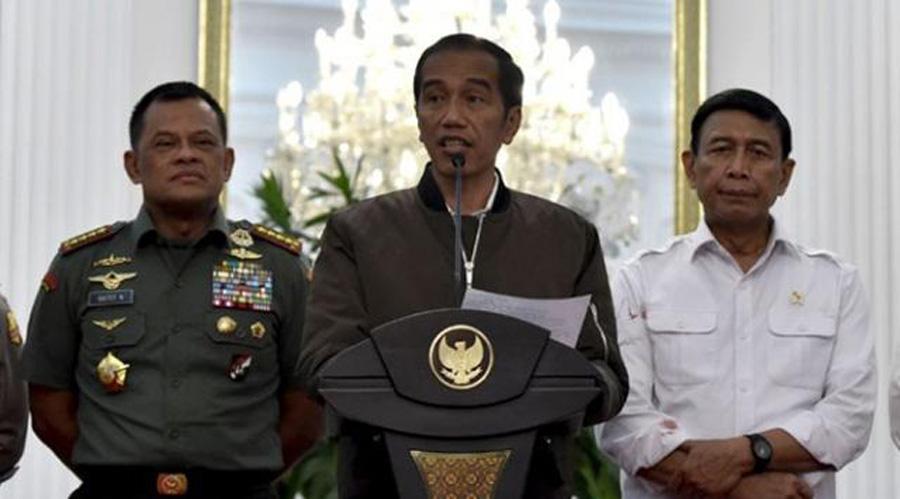 Harga Jaket Kulit Jokowi