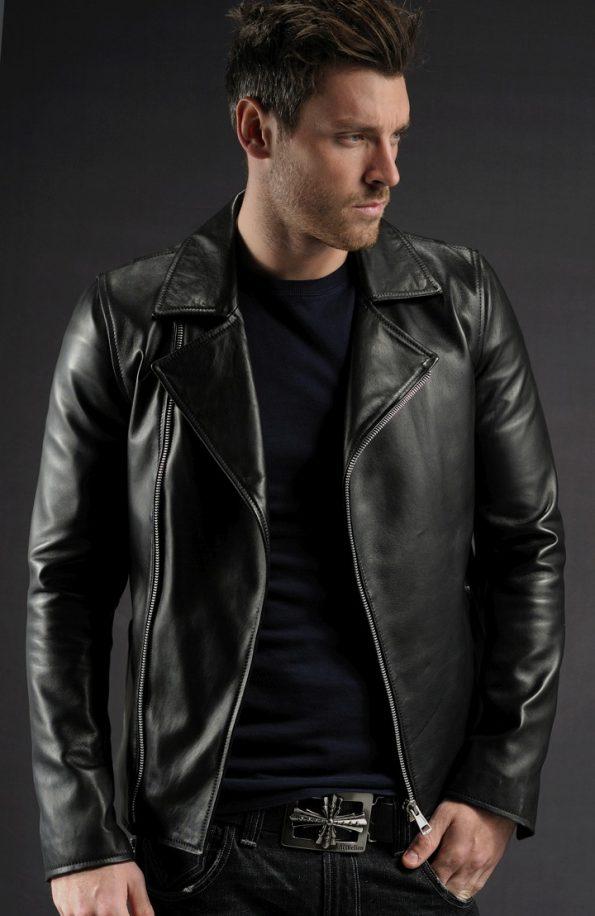 Jaket Kulit Ghost Rider Nicolas Cage