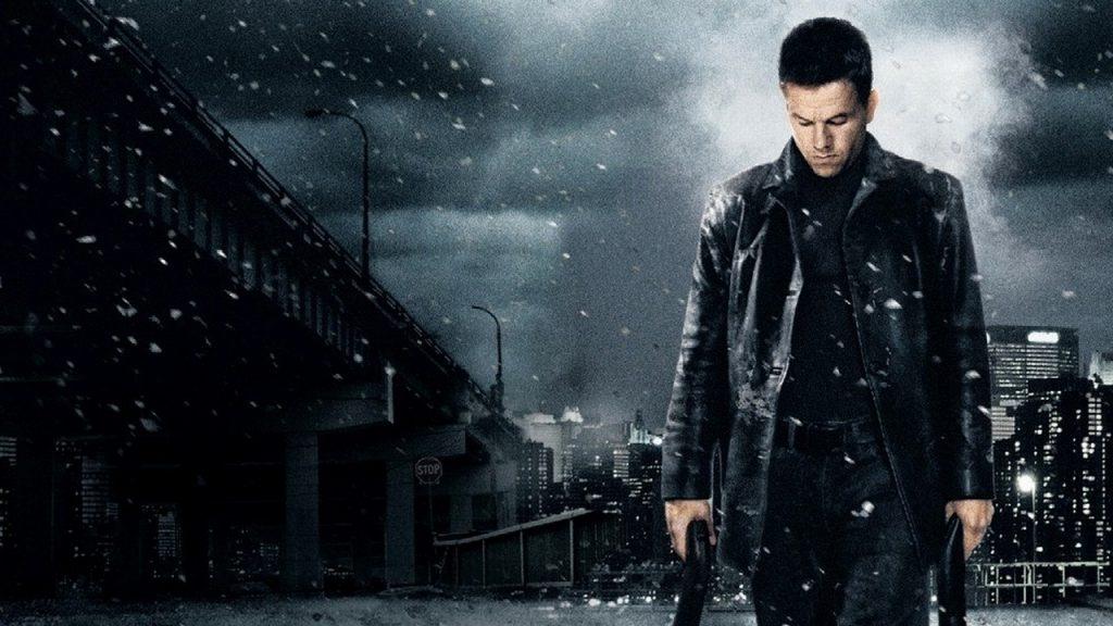 Jaket Kulit Max Payne - Mark Wahlberg