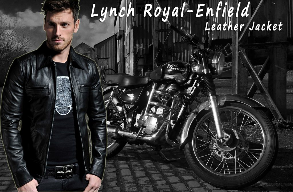 Lynch Royal-Enfield Leather Jacket
