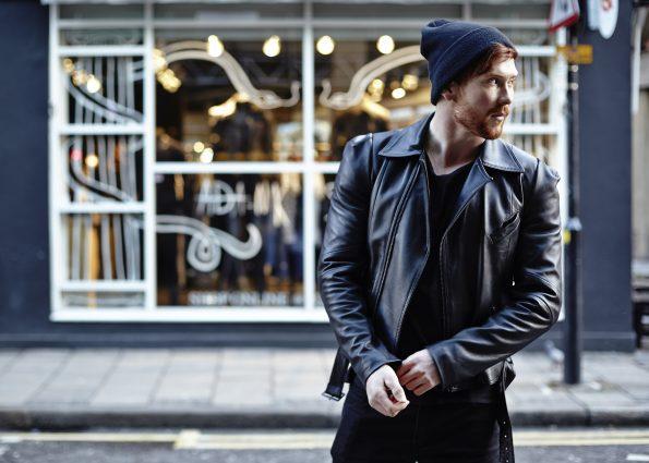 Tom Brady Rockabillystyle Leather Jacket