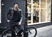 Tom Brady Rockabillystyle Leather Jacket Front