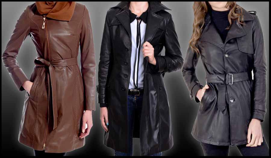 Jual Jaket Kulit Perempuan