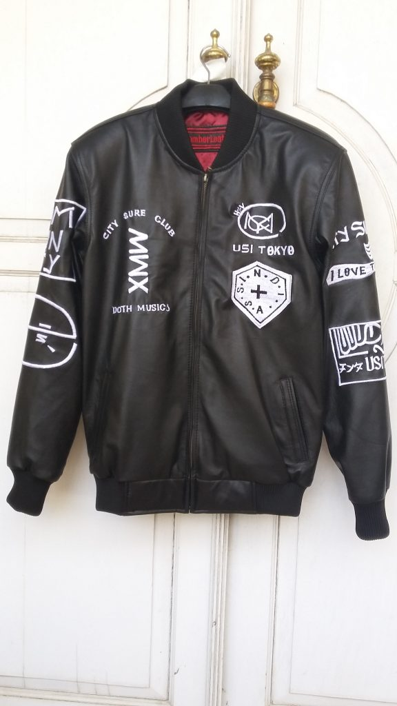 Jaket Boy Anak Jalanan Depan