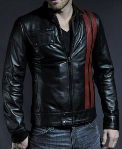Hit the Road Bobberstyle  Leather Jacket