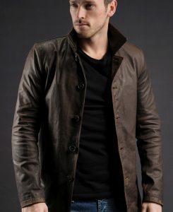 Jaket Kulit Dean Winchester Supernatural