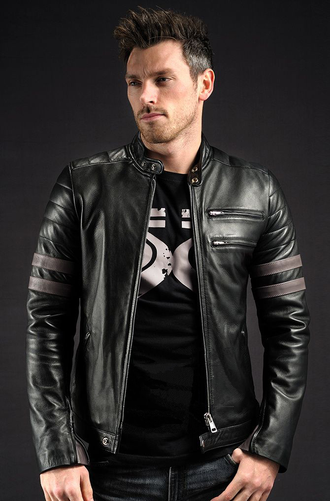 Jaket Kulit The Ultimate Bomberleather Supremacy Triumph