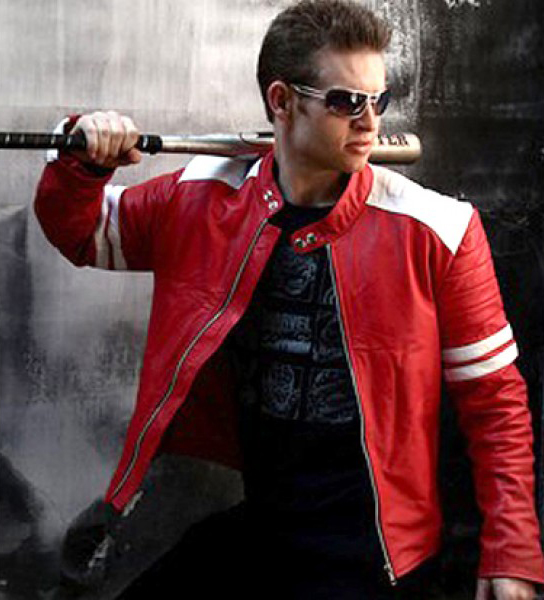Jaket Kulit Tyler Durden Fight Club