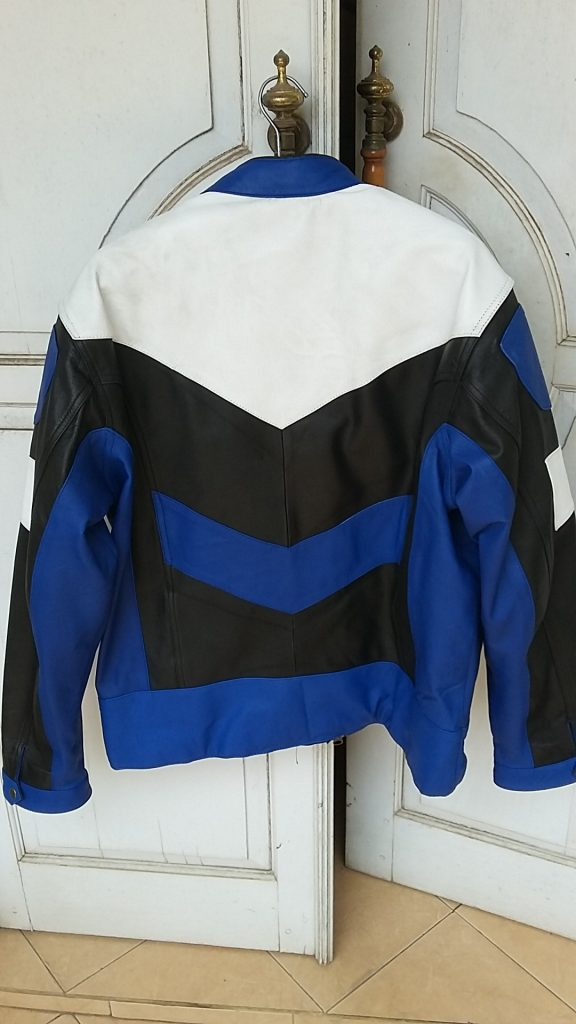 Jaket Kulit Racing