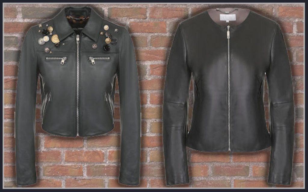 Jaket Kulit Motor Untuk Cewek