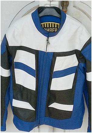 Jaket Kulit Sport Biker