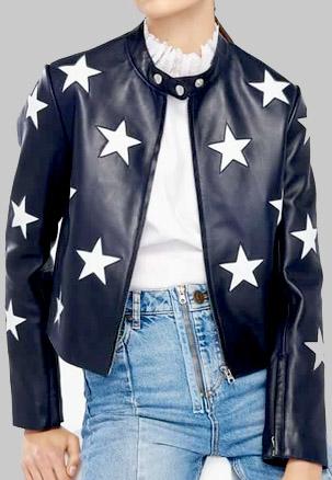 jaket kulit bintang gambar