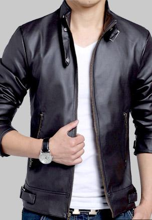 jaket kulit elegan terbaik murah