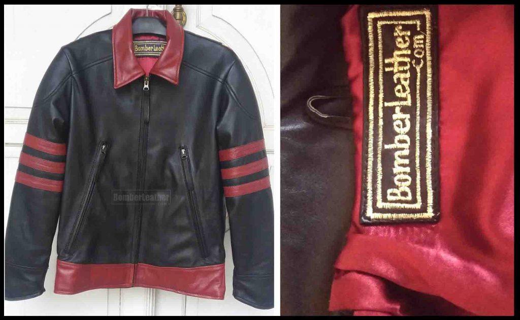 Jaket Kulit Branded Indonesia w ed w