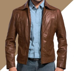 Jaket Kulit Custom dari Cikarang, Bekasi Jawa Barat