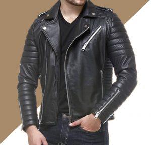 Jual Jaket Kulit Ramones Pria Online Shop Pontianak