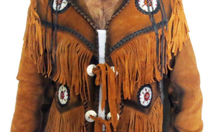 Contoh Jaket Kulit Gunung Gaya Cowboy Amerika